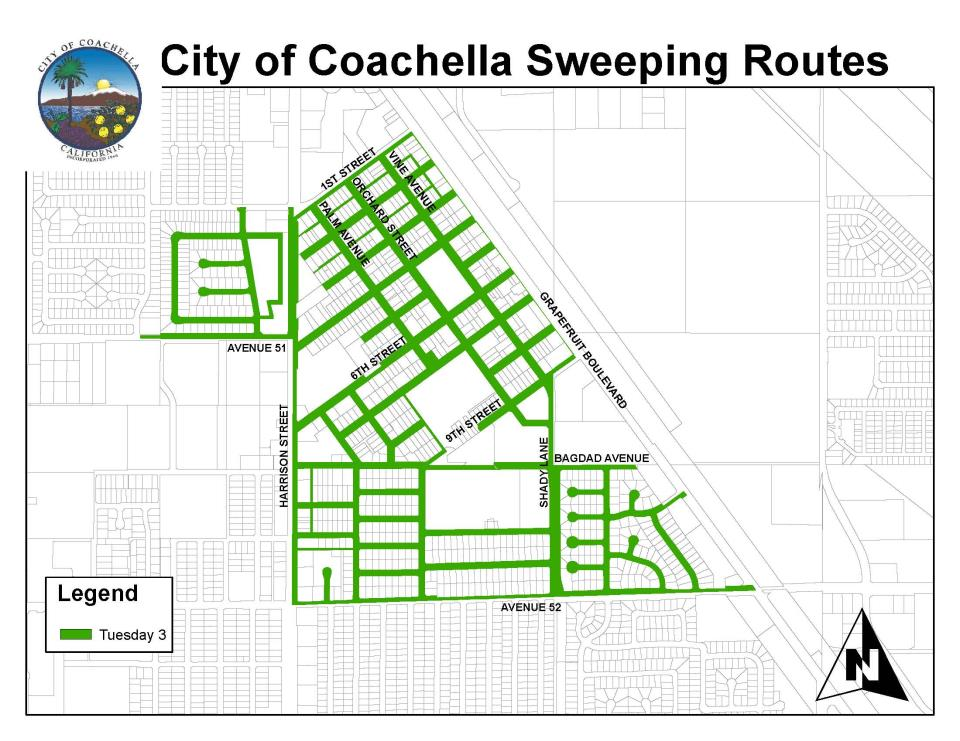 Street Sweeper Schedule8