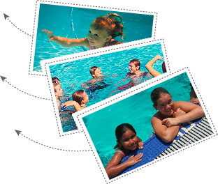 Bagdouma Pool Collage 2