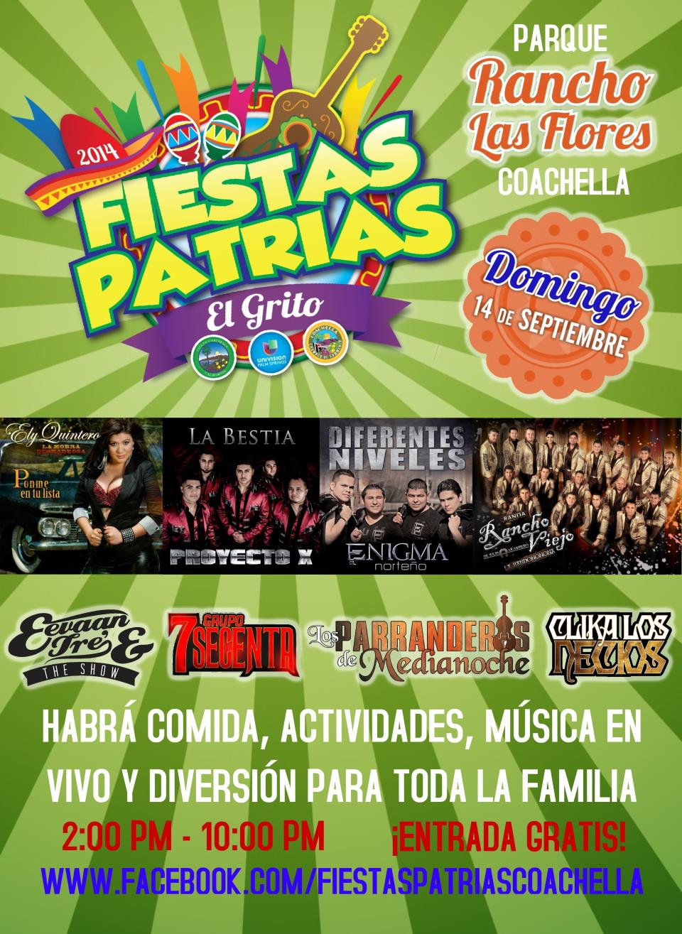 Fiestas Patrias 2014 Poster FINAL