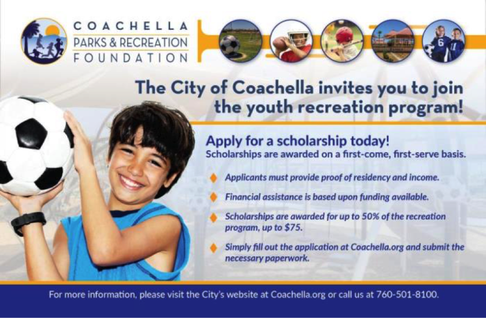 Youth-Recreation-Scholarships-Available