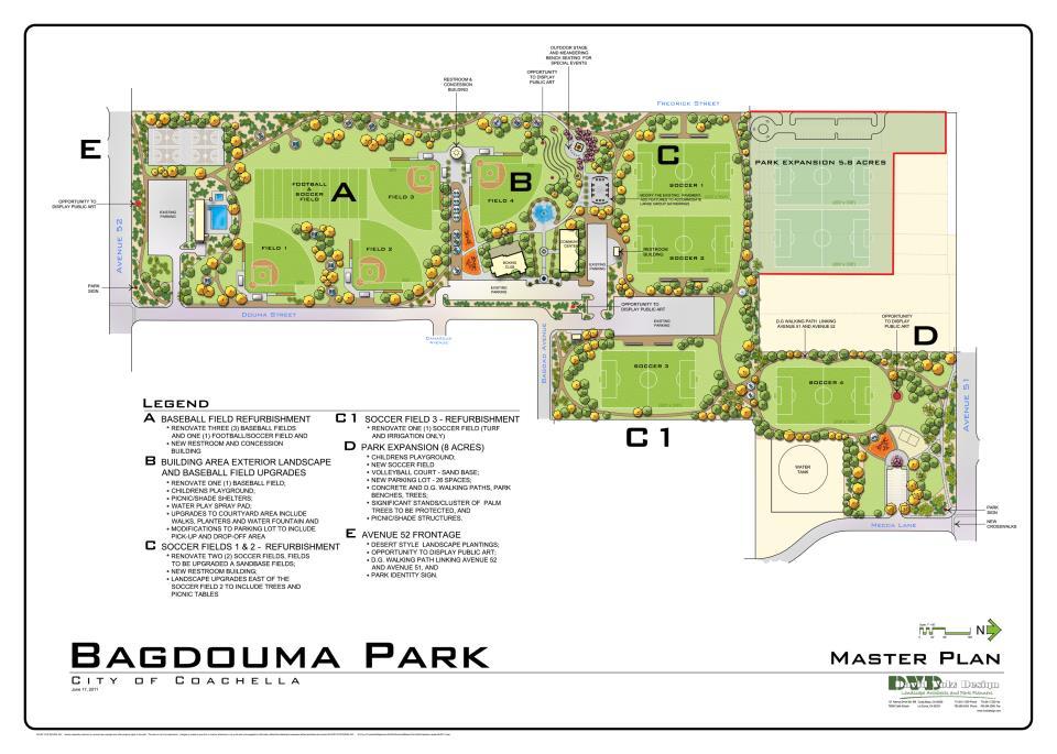 bagdouma park | coachella, ca